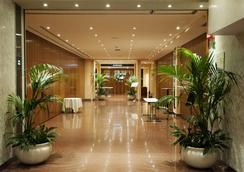 Michelangelo Hotel - Milan - Lobby