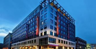 Residence Inn by Marriott Boston Back Bay/Fenway - Boston - Building