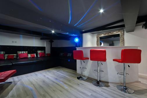 Ware Apart Hotel - Liverpool - Living room