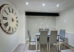 Ware Apart Hotel - Liverpool - Dining room