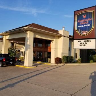 American Eagle Inn & Suites - Branson - Rakennus