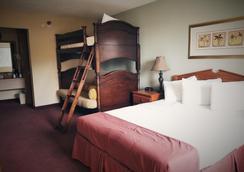 American Eagle Inn & Suites - Branson - Makuuhuone