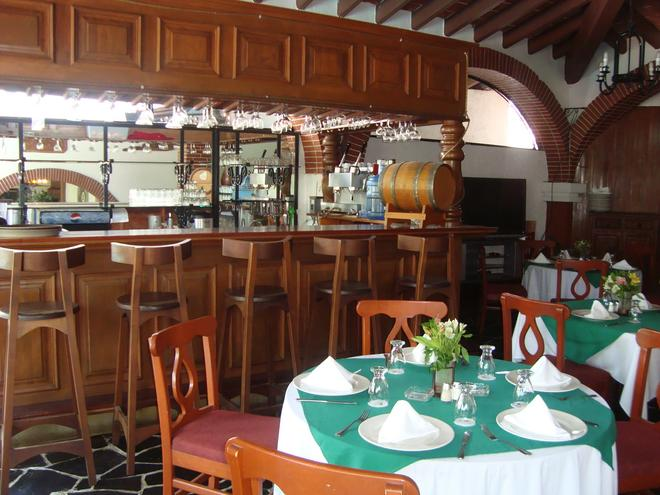 比斯塔埃爾莫薩酒店 - 庫埃納瓦卡 - 庫埃納瓦卡 - 飲食