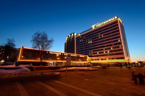 岳畢妮酒店 - 明斯克 - 明斯克 - 建築