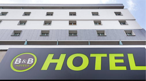 B&B Hotel Modena - Μοντένα - Κτίριο