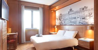 B&b Hotel Modena - מודנה - חדר שינה