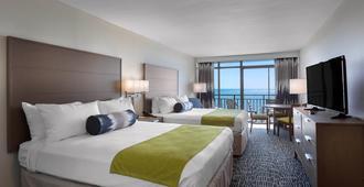 Dayton House Resort - מירטל ביץ' - חדר שינה