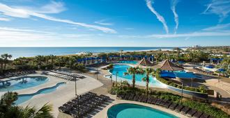 North Beach Resort & Villas - North Myrtle Beach - Pool