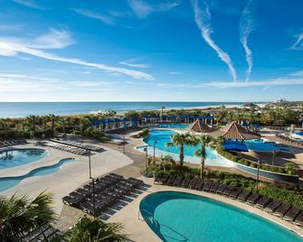 North Beach Resort & Villas - North Myrtle Beach - Pool