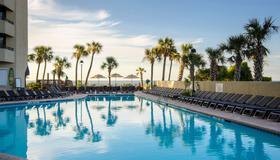 大洋礁度假酒店 - 麥爾托海灘 - 美特爾海灘 - 游泳池