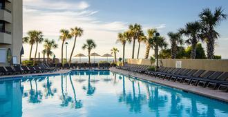 Ocean Reef Resort - מירטל ביץ' - בריכה