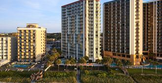 The Strand - A Boutique Resort - Myrtle Beach - Κτίριο