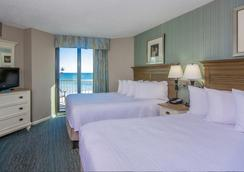 The Strand - A Boutique Resort - Myrtle Beach - Bedroom