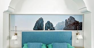 Gatto Bianco Hotel & Spa - קאפרי - חדר שינה