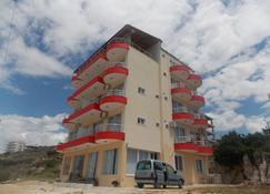 Damian Saranda Hotel - Sarandë - Building