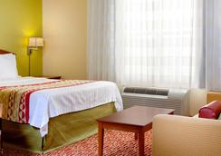 Towneplace Suites By Marriott Fort Worth Southwest/Tcu Area - Fort Worth - Bedroom