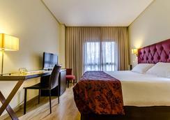 Hotel Exe Guadalete - Jerez de la Frontera - Makuuhuone