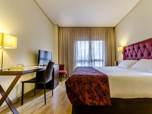Hotel Exe Guadalete - Jerez de la Frontera - Schlafzimmer