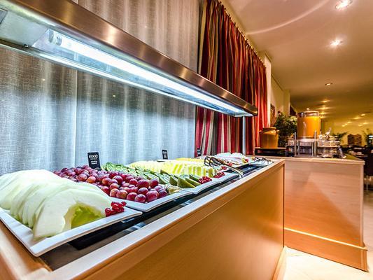 Hotel Exe Guadalete - Jerez de la Frontera - Ruoka