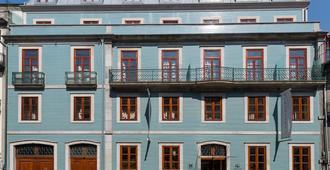 Eurostars Das Artes - Porto - Rakennus
