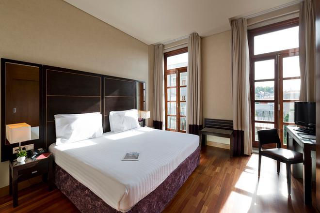歐洲之星達斯阿蒂斯酒店 - 波多 - 波爾圖 - 臥室