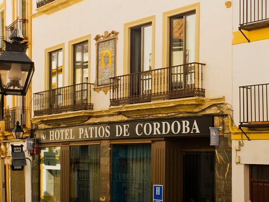 Hotel Eurostars Patios de Córdoba - Kordoba - Budynek