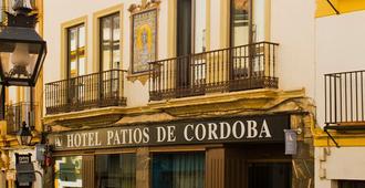 Hotel Eurostars Patios de Córdoba - Córdoba - Building