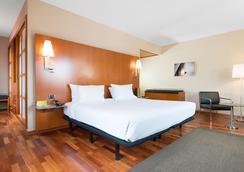 Exe Cuenca - Cuenca - Bedroom
