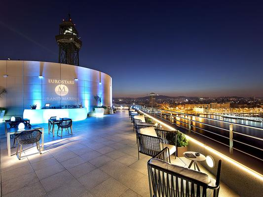 Eurostars Grand Marina - Barcellona - Bar