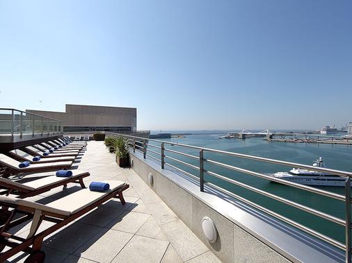 Eurostars Grand Marina - Barcelona - Ban công