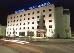 Eurostars Gran Madrid - Alcobendas - Rakennus