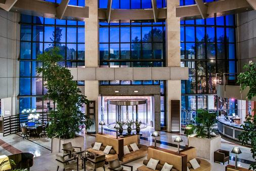 Eurostars Suites Mirasierra - Μαδρίτη - Σαλόνι ξενοδοχείου