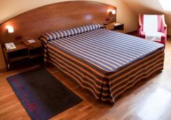 Exe El Magistral - Oviedo - Makuuhuone