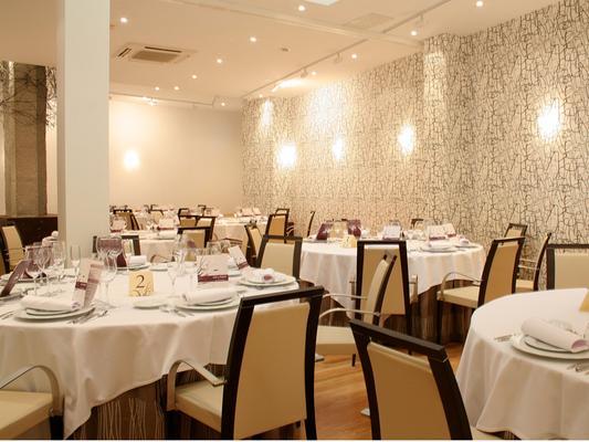 Exe Hotel El Magistral - Oviedo - Juhlasali