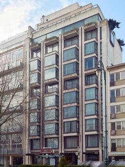Hotel Brussels - Bruxelas - Edifício