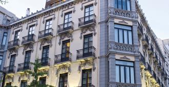 Eurostars Gran Via - Granada - Gebäude