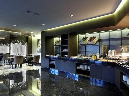 華盛頓歐文歐洲之星酒店 - 格拉納達 - 格拉納達 - 自助餐