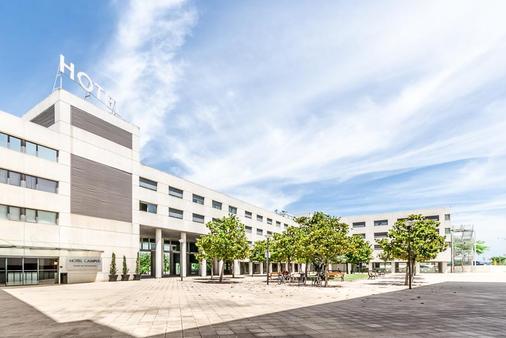 Exe Campus - Barcelona - Building