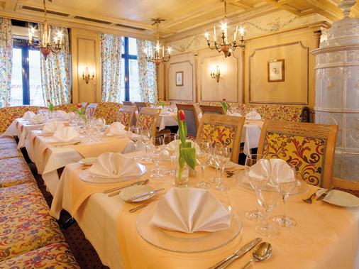 Hotel Regent Munich - Munich - Banquet hall