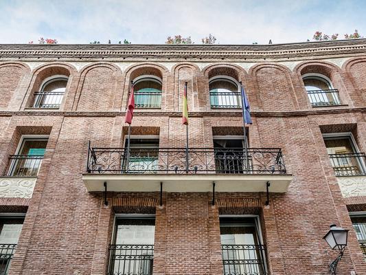 Eurostars Casa de la Lírica - Μαδρίτη - Κτίριο
