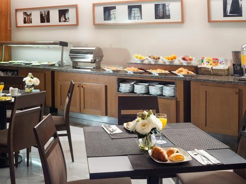 科爾多瓦市艾瑟酒店 - 科多瓦 - 科爾多瓦 - 自助餐