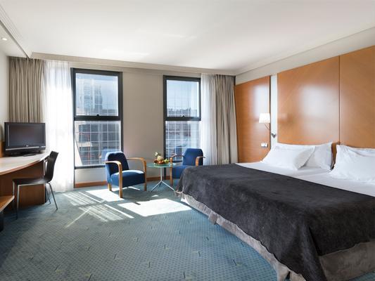 埃克廣場酒店 - 馬德里 - 馬德里 - 臥室