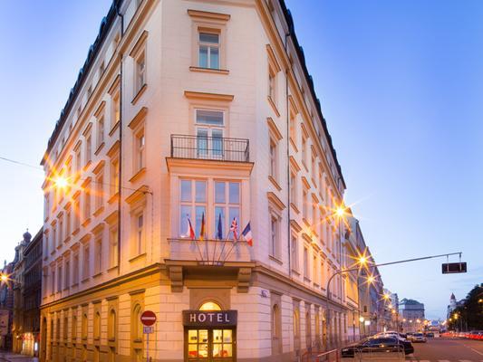 Exe City Park Hotel - Πράγα - Κτίριο