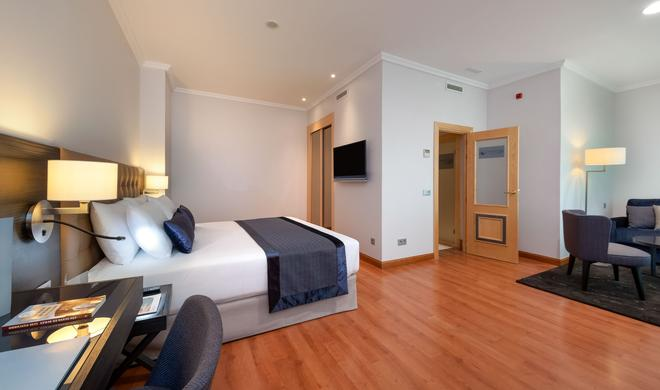 Eurostars Madrid Foro - Tres Cantos - Bedroom