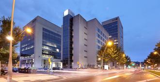 Exe Zaragoza Wtc - Saragozza - Edificio