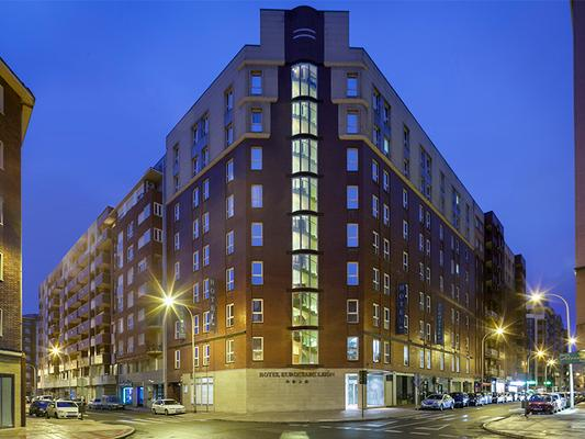 歐洲之星獅子酒店 - 里昂 - 萊昂 - 建築