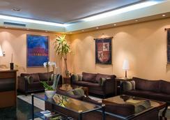 梅里亞拉斯克拉拉斯精品酒店 - 薩拉曼卡 - 薩拉曼卡 - 大廳