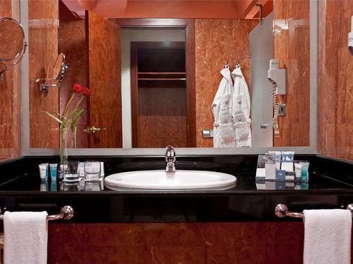 梅里亞拉斯克拉拉斯精品酒店 - 薩拉曼卡 - 薩拉曼卡 - 浴室