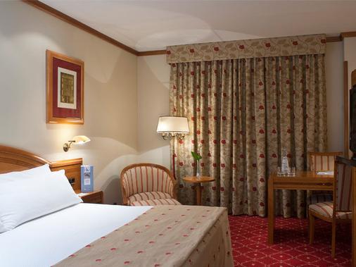 梅里亞拉斯克拉拉斯精品酒店 - 薩拉曼卡 - 薩拉曼卡 - 臥室