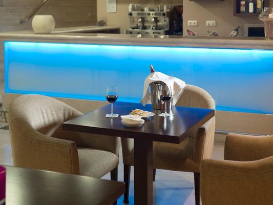 歐洲之星水道橋廣場酒店 - 塞戈維亞 - 塞哥維亞 - 酒吧